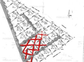 Vanzare teren constructii 500 mp, Miroslava, Miroslava