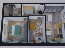Apartament 3 camere Europa