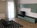 Inchiriez apartament bloc nou cu gradina, Borhanci