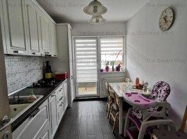 Apartament zona BMW Floresti, 3 camere deco+ Parcare !!!