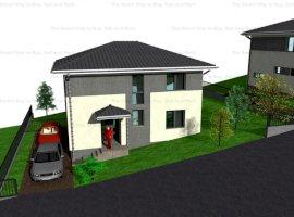 Casa individuala deosebita Proiect NOU Dezmir