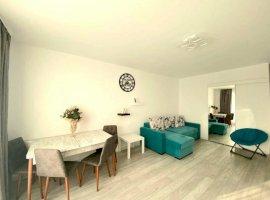 Apartament 2 camere lux zona BMW Floresti