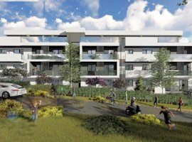 Apartament 3 camere, bloc nou, Borhanci