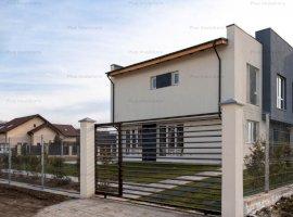 Vila de 4 camere nemobilata in zona Otopeni
