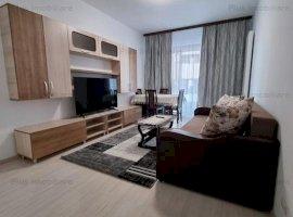 Apartament 3 camere mobilat si utilat zona Vatra Noua