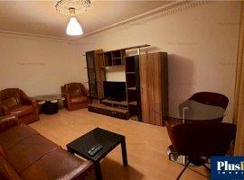 Apartament 3 camere mobilat si utilat zona 13 Septembrie