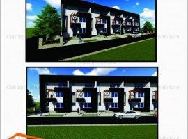 Ansamblu 5 Vile Luca Residence Lux 105000 euro