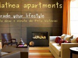 Apartamente la 5 minute de Piata Victoriei! Calathea Apartments Victoriei!