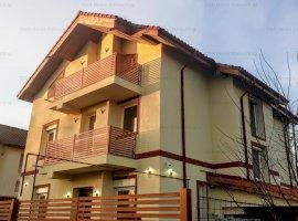 170000 Euro, vila de vanzare 6 camere, 255 mp utili, padurea Snagov
