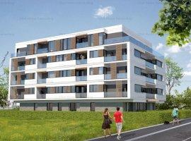 Garsoniera de vanzare, 42 mp utili,  Concept Residence Pipera, OMV Pipera