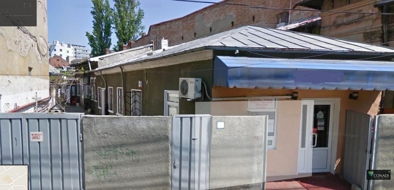 Casa si teren localizate ultracentral