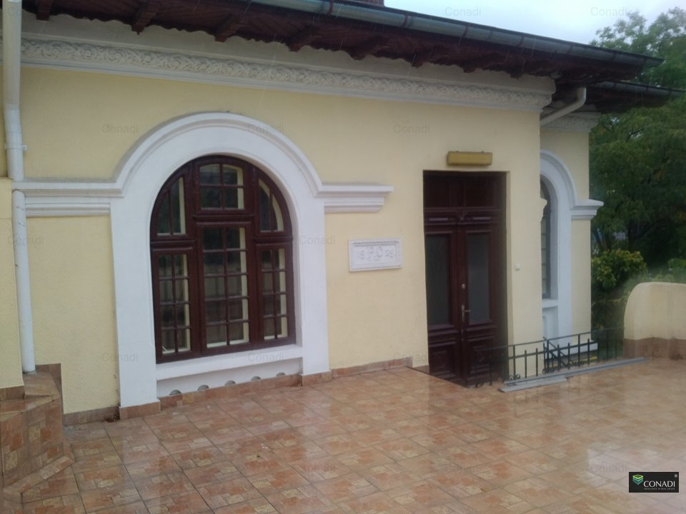 Casa de inchiriat pentru activitati de birou, consultanta si comert