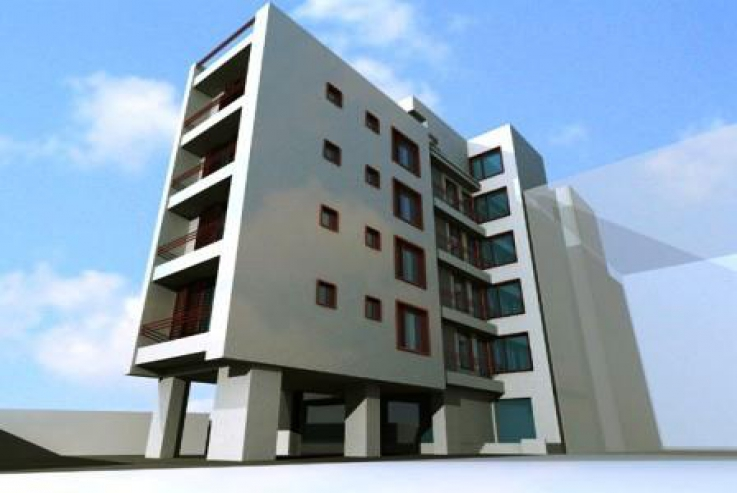 Apartament in bloc nou langa Hotel JW Marriott