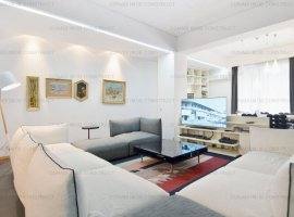 Parcul Cismigiu: apartament superb, parter, imobil 2008