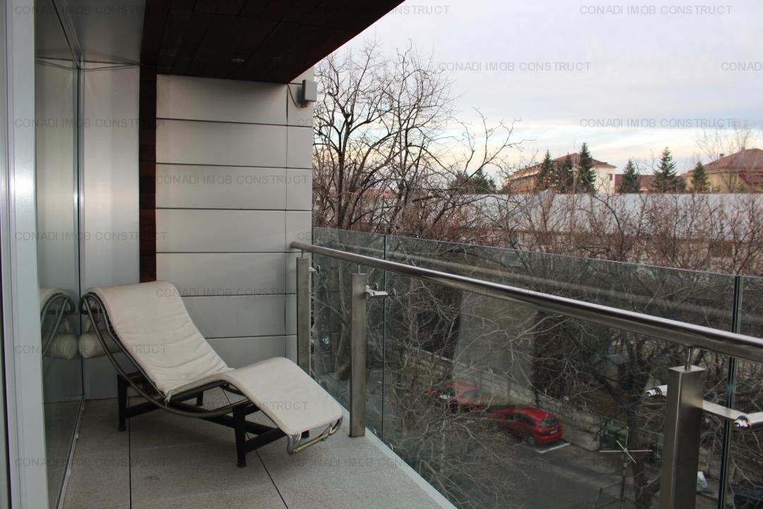 Arcul de Triumf, apartament mobilat modern