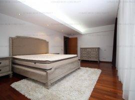 Herastrau: apartament inchiriere duplex, ultimele doua etaje