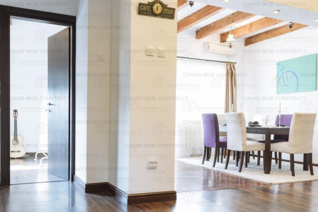 Vanzare Duplex Excelent-3 Camere-Unirii-Parcul Carol
