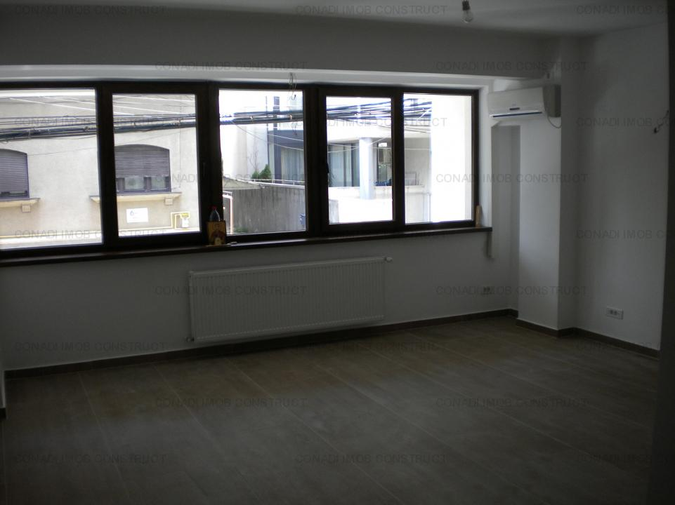 Dorobanti - Floreasca: parter, apartament nemobilat