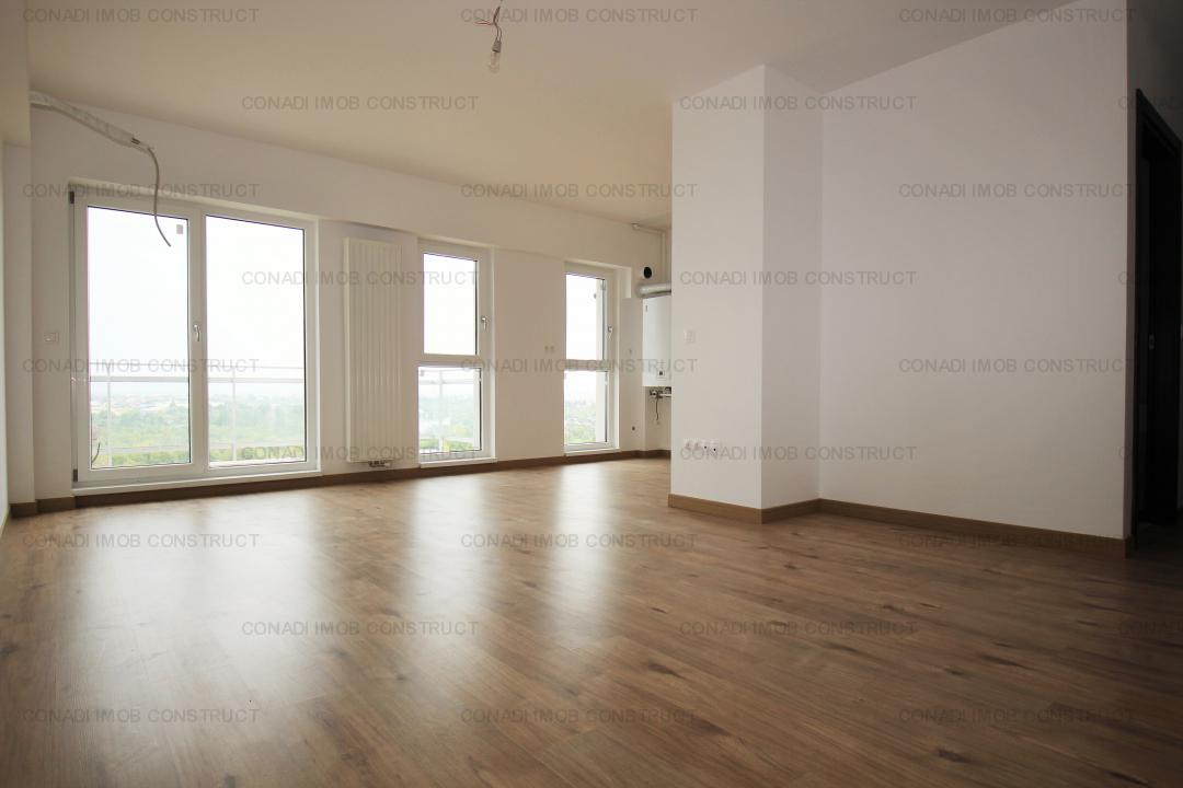 Belvedere - etaj superior, vedere frumoasa, apartament 3 camere de inchiriat