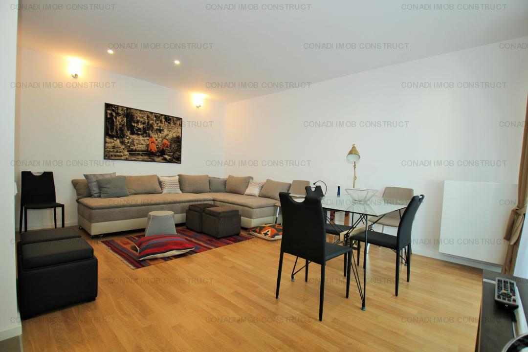 Polona - Dacia: apartament 2 camere mobilat elegant, lux
