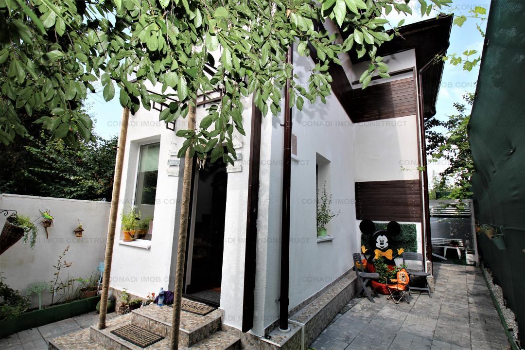Casa construita in 2018 in Bulevardul Apicultorilor, 64 mp utili si 75 mp  curte