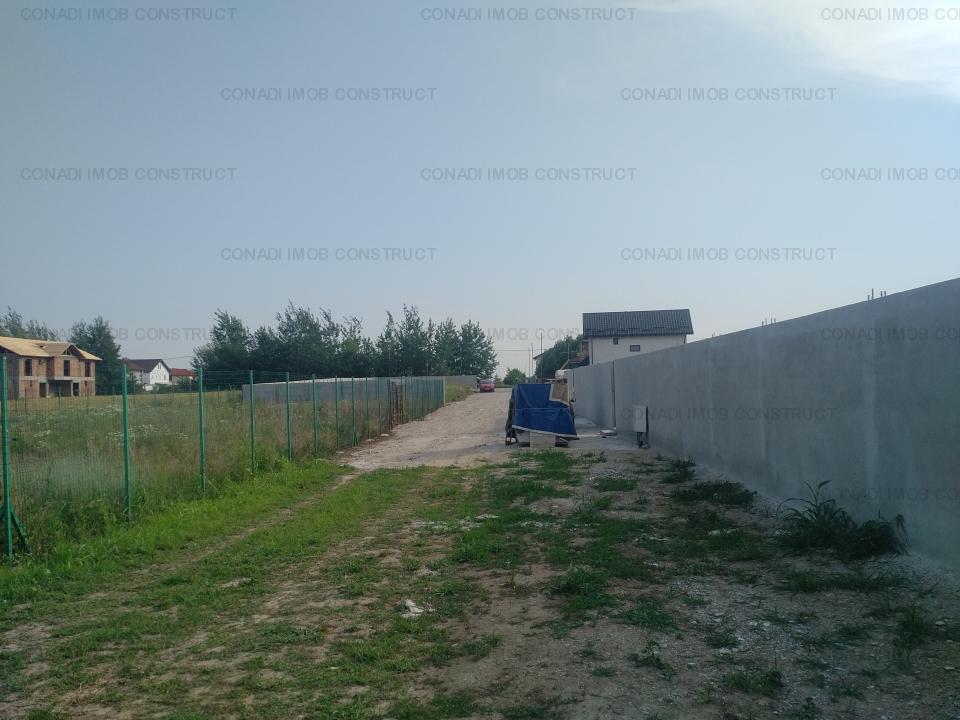 Teren de vanzare pentru vila sau duplex, Otopeni ,Constantin Brancoveanu
