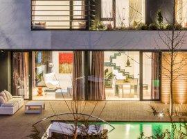 Vila moderna in apropierea padurii zona Tunari 23 August