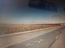 Vand 120 ha Autostrada