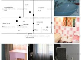 Vanzare apartament cu 3 camere - Intre Lacuri