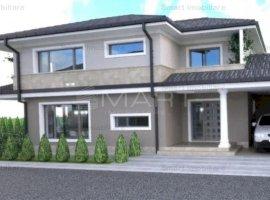Casa Individuala cu garaj, Floresti