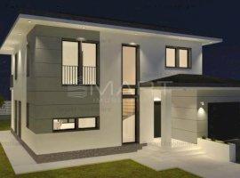 Casa individuala cu garaj, Campenesti