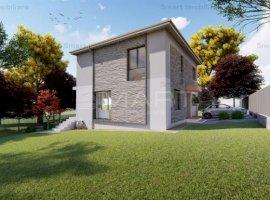 Casa individuala superba, zona Chinteni
