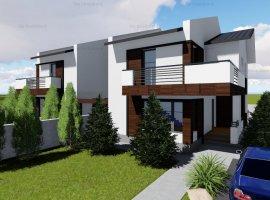 NOU ! Vila individuala  4 camere, Valea Adanca - 5 drumuri, constructie 2018