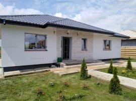 Casa individuala 4 camere Miroslava - Vorovesti 100 mp utili