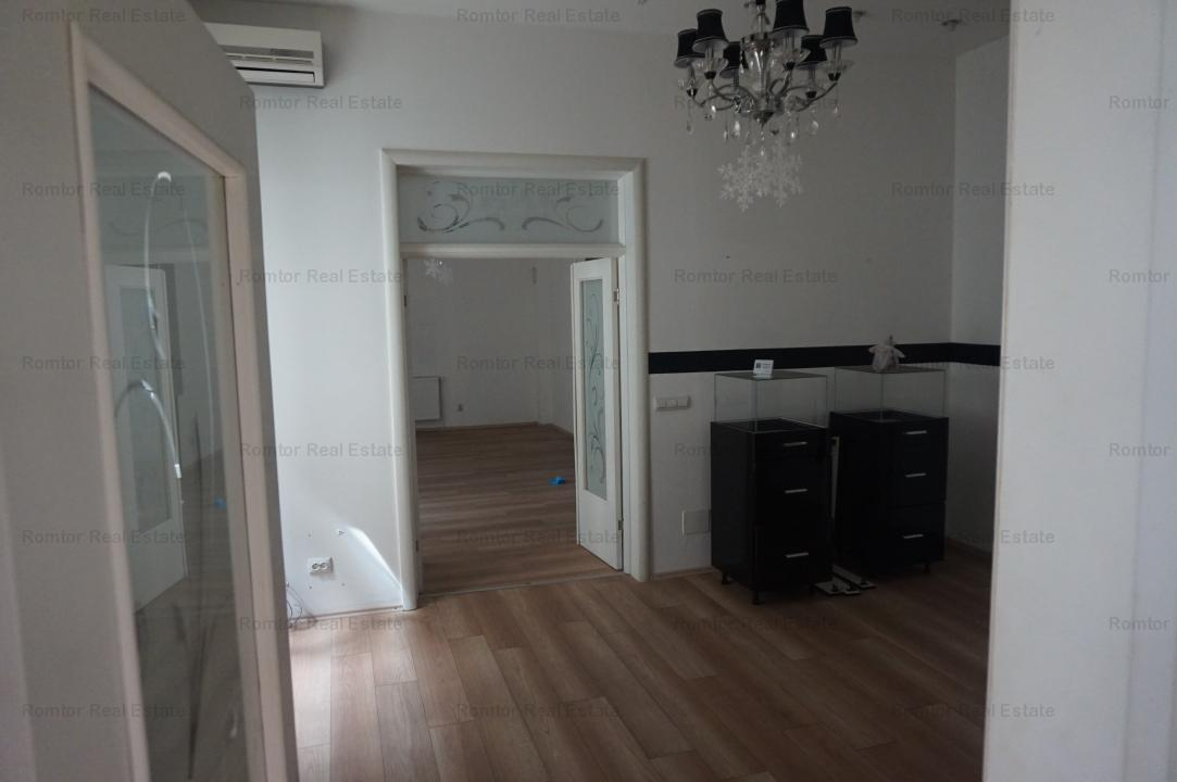 Calea Dorobantilor, apartment, villa, separate entrance, free