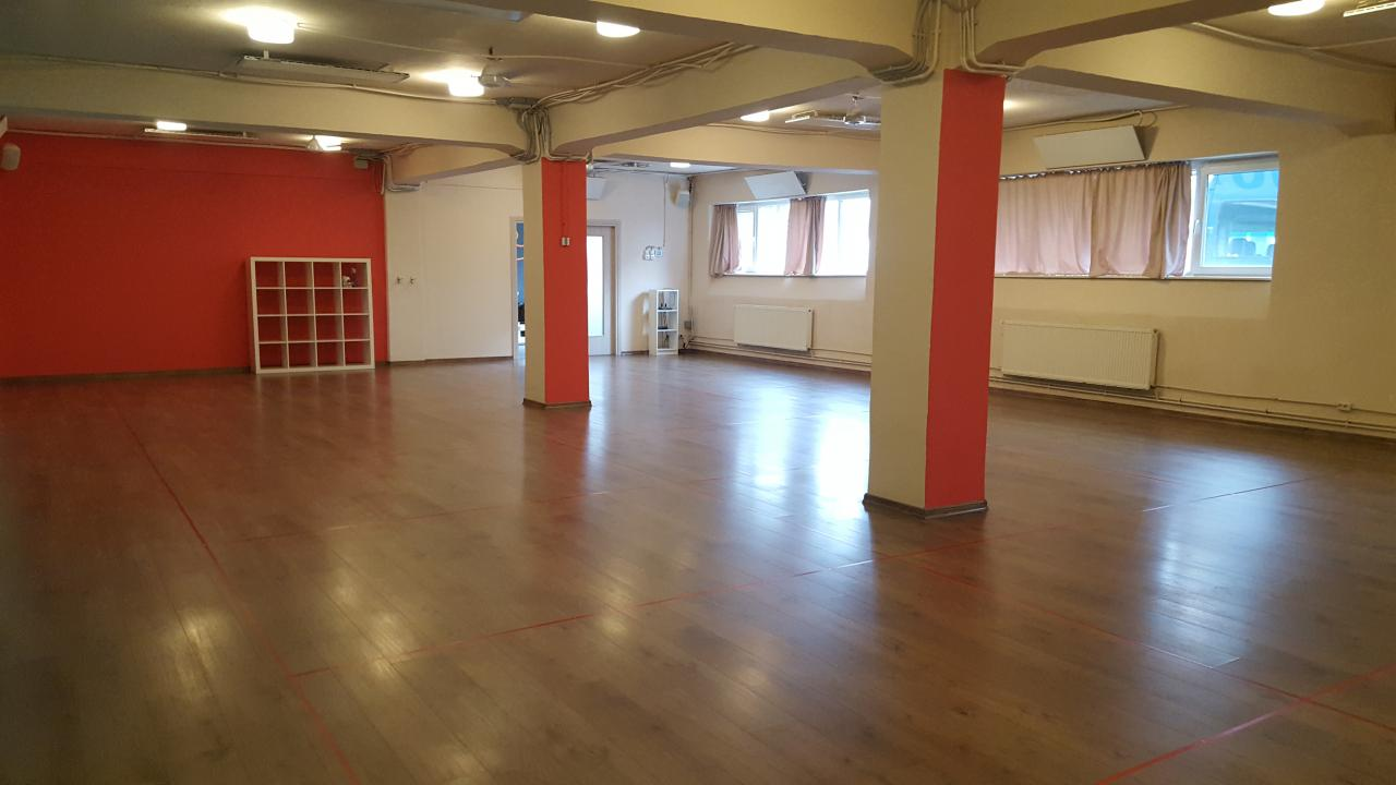 Rent commercial space or office area Aviatiei