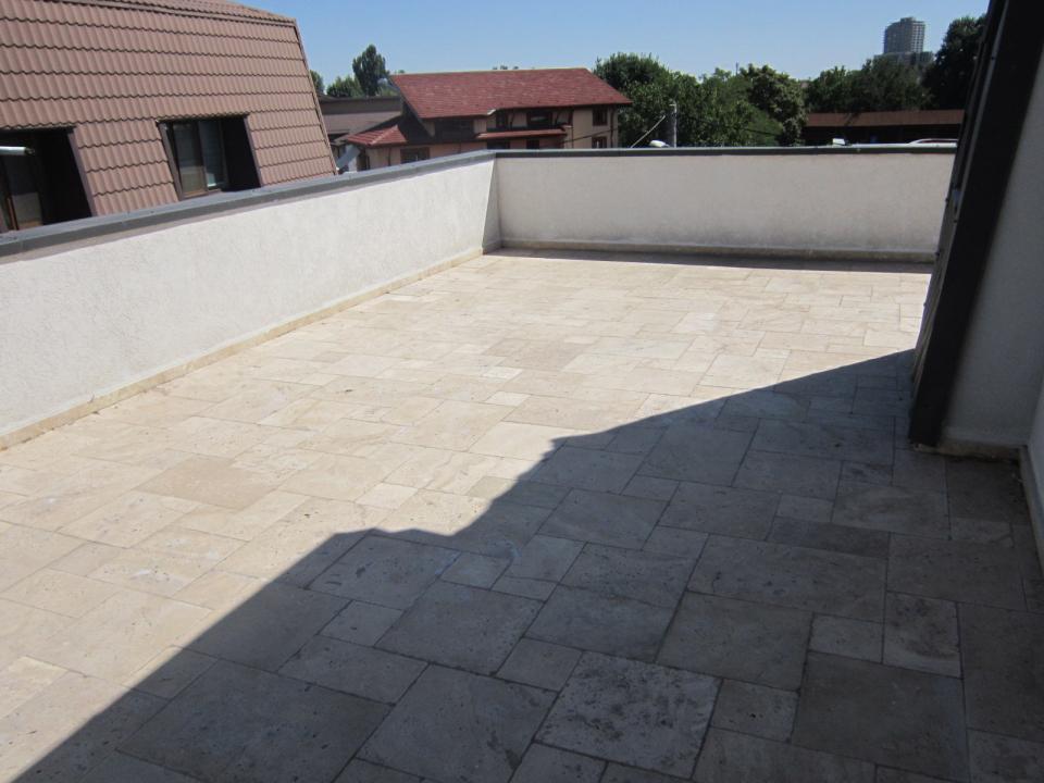 Berceni-Aparatorii Patriei, constr 2020, finalizat, parcare, terasa 64 mp, liber