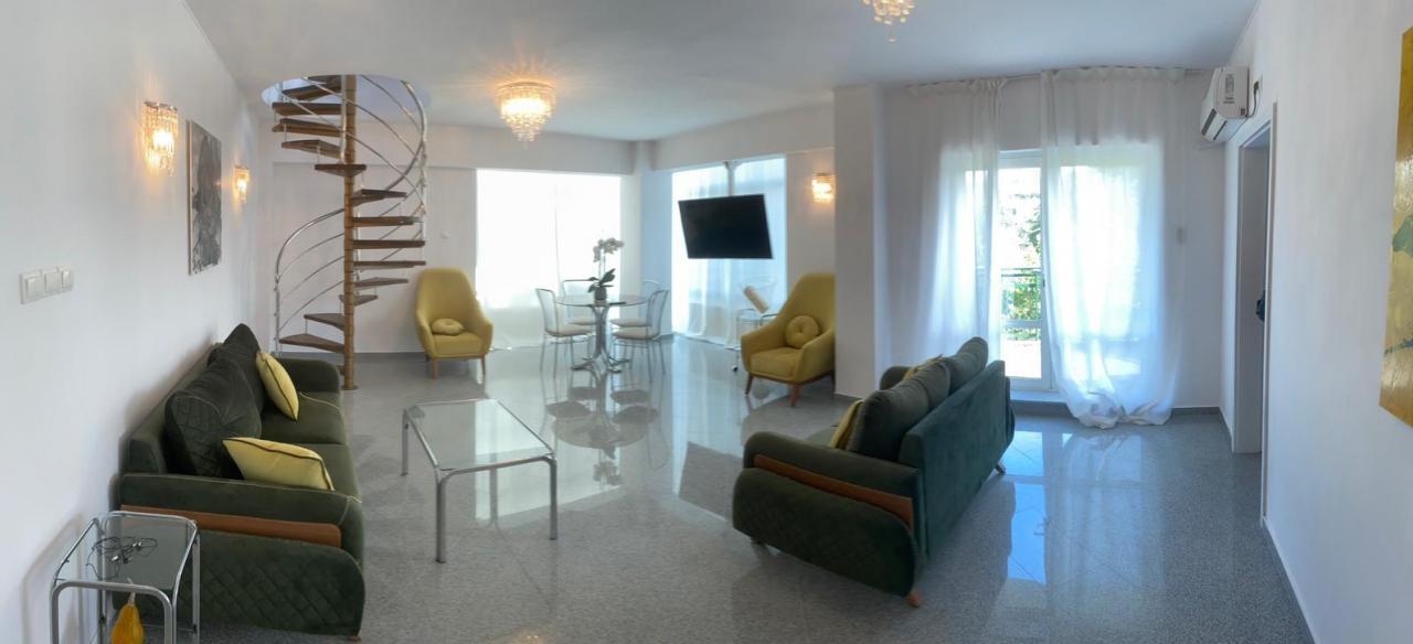 Apartament Primaverii, mobilat, utilat, garaj, pretabil rezidential si birouri