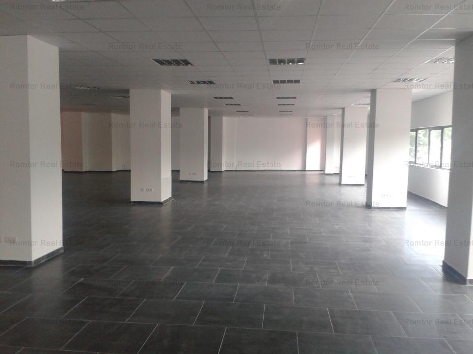 Office space area Iancului