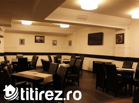 Restaurant cu terasa in zona Piata Munci