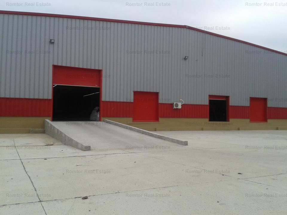 Industrial space for rent North East - Pantelimon
