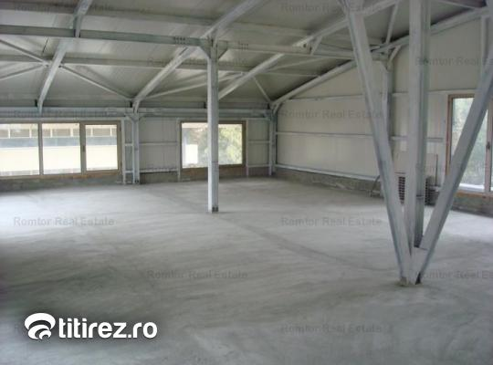 Spatiu depozitare de inchiriat - zona Vest Bd. Timisoara