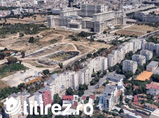 13 Septembrie-Palatul Parlamentului, constructie 2008, finalizat, liber