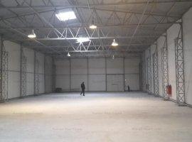 Spatii depozitare,productie,birouri zona Est - Pantelimon