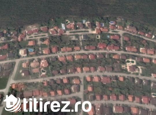 Corbeanca - Paradisul Verde, singur curte, 5 camere, teren 600 mp