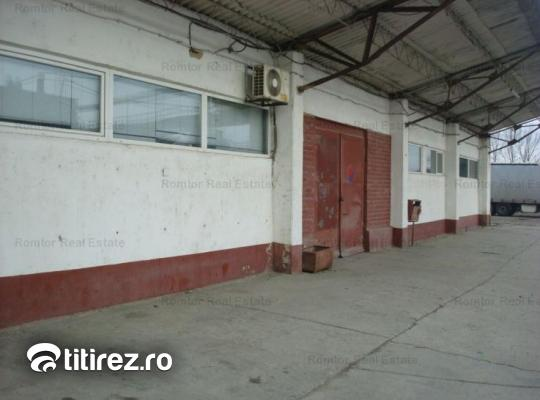 Spatiu depozitare de inchiriat, zona Est-Republica