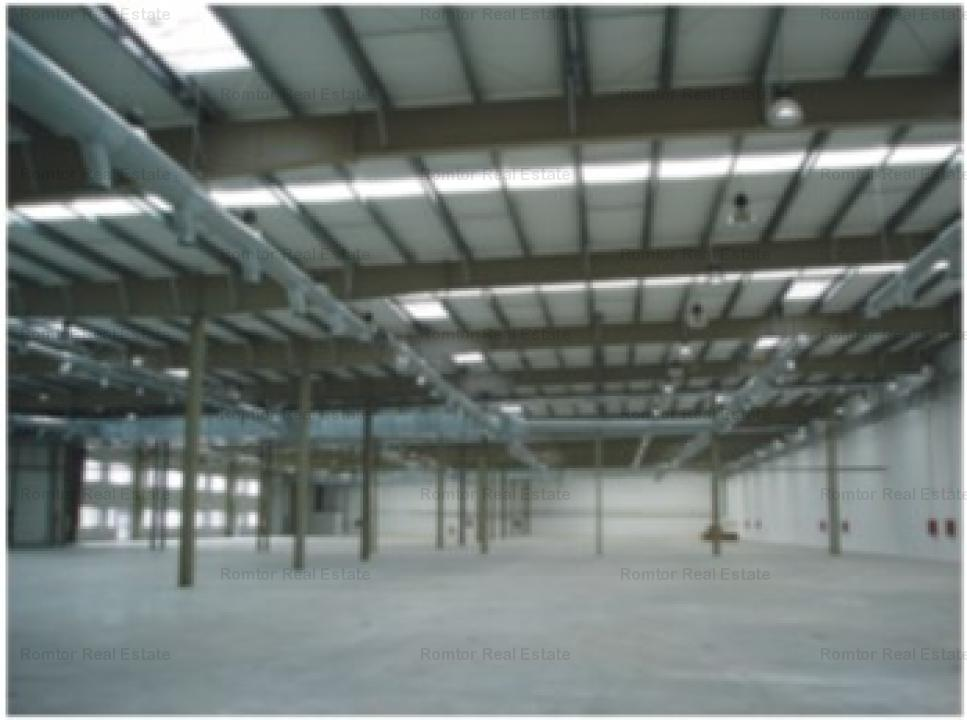 Industrial space for sale - East Area - Pantelimon