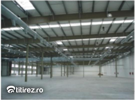 Spatiu industrial  - Zona Est - Pantelimon