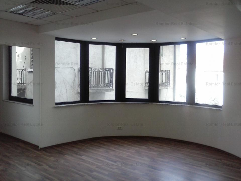 Rental office spaces area Dorobanti