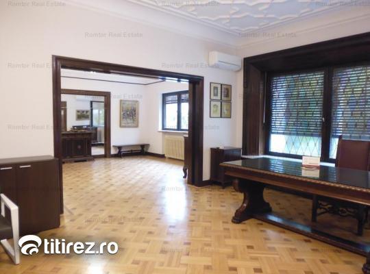 Apartament spatios parter vila- Aviatorilor